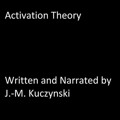 Activation Theory audiobook cover art