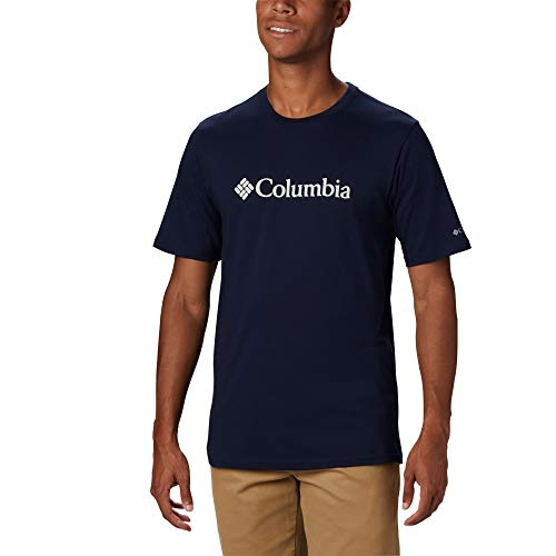 Columbia CSC Basic Logo, Tee-shirt Manches Courtes Homme