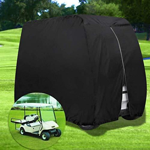 NXX Cubierta Universal Impermeable para Carro De Golf De 4 Pasajeros De...