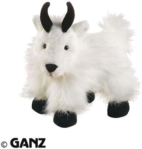 Webkinz Plush Stuffed Animal Mountain Goat by Ganz