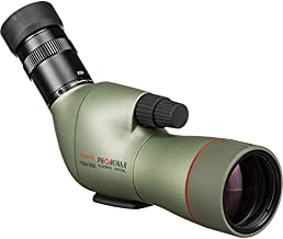Kowa TSN-553 55mm Prominar Pure Fluorite Angled Spotting Scope w/ 15-45x Zoom Eyepiece, Green,
