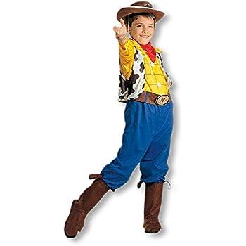 Horror-Shop Disfraz de vaquero Woody S: Amazon.es: Juguetes y juegos