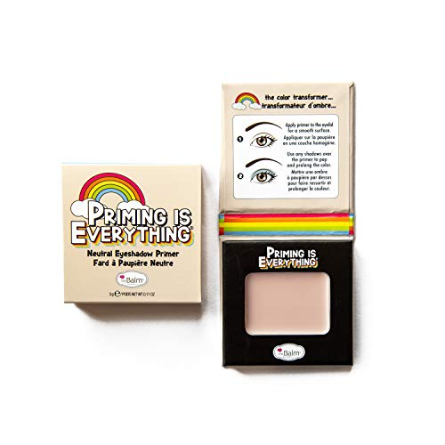 Thebalm Priming is Everything Oogschaduw Primer
