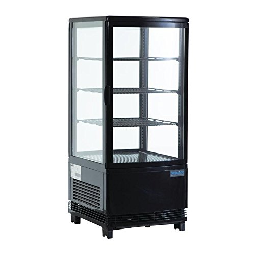 Polar G211 Chilled vitrina, 68 L