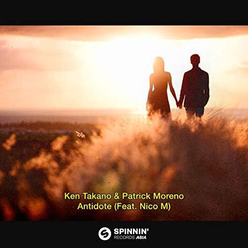 Ken Takano & Patrick Moreno feat. Nico M