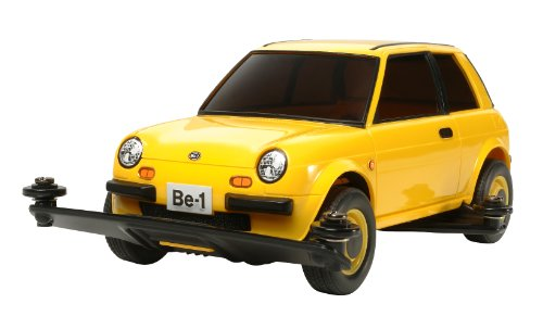Mini 4WD Limited Series - Nissan Be-1 (Type 3 Chassis)