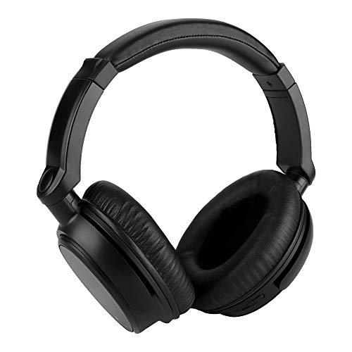 Oorbeschermers Bluetooth CSR4.2-headset, bedrade/draadloze HD-hoofdtelefoon met opvouwbare stereo-oortelefoon voor tv/pc/games/mobiele telefoons