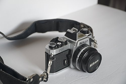 Nikon FE2 Kamera mit Nikkor 50m 1: 1,8-Objektiv
