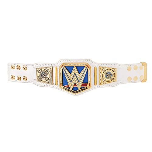 WWE Authentic Wear Smackdown Women's Championship Mini Replica Title Belt Multi
