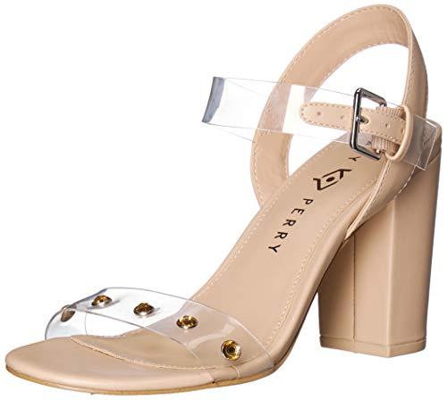 Katy Perry Women's The NINA Heeled Sandal, New Nude, 11 M Medium US