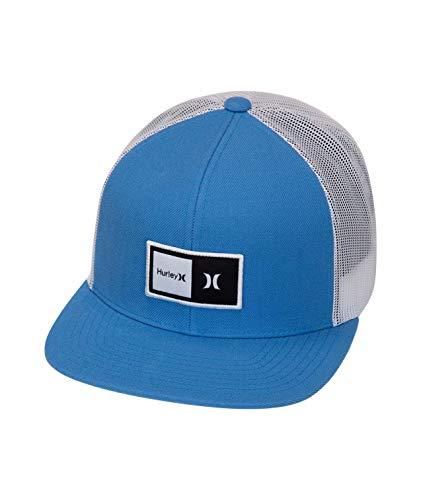 Hurley M Natural Hat Gorras, Hombre, Blue Fury, Talla Única