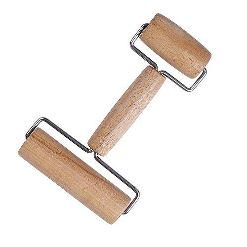 5D pittura diamante strumento di legno roller.