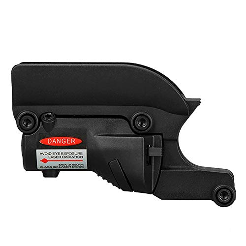 ACEXIER Caza táctica 5mw Punto Rojo láser Pistola de visión para Las Armas Alcance Mini Compacto para 1911 Pistola M9 M92 96 Beretta Modelo 20mm Picatinny