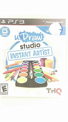 Udraw Studio Instant Artist (PS3) - GAME ONLY