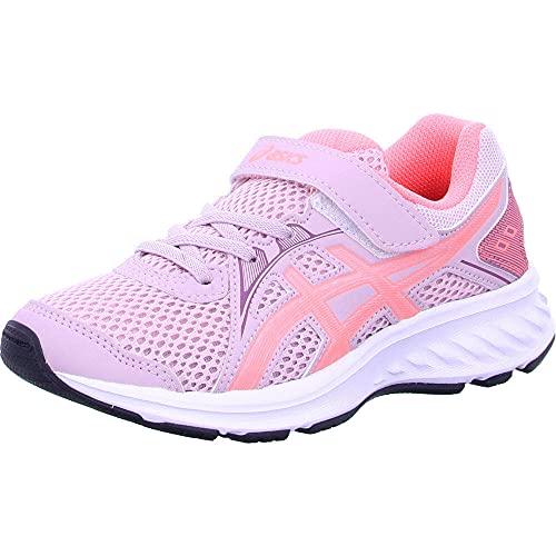 ASICS Unisex-Child 1014A034-701_31,5 Running Shoes, pink,31.5 EU