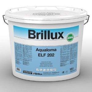 Brillux Aqualoma ELF 202, hochdeckende Isolierfarbe, weiß, 15 Liter
