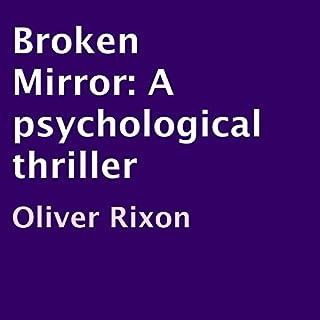Broken Mirror audiobook cover art