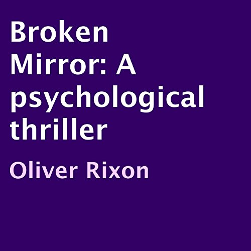 Broken Mirror audiobook cover art