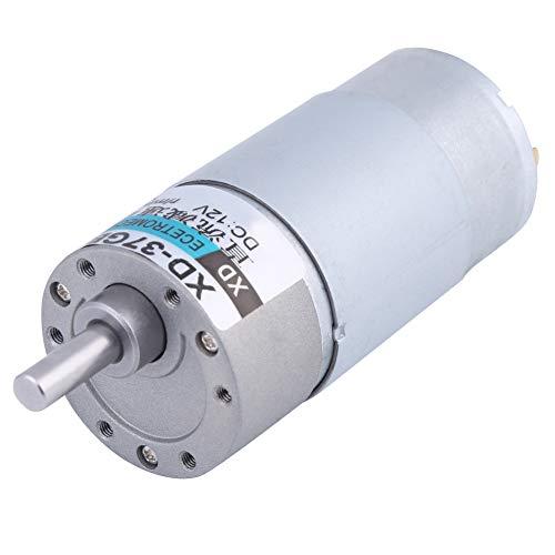 Motorreductor de CC, motorreductor de cepillado de alto torque micro de 12V,...