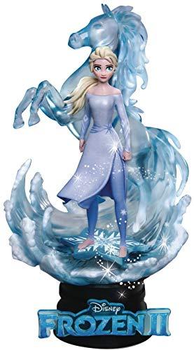 Beast Kingdom Toys Frozen 2 D-Stage PVC Diorama Elsa 15 cm Dioramas (D-STAGE-038)