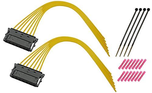 2X Kabelsatz Rückleuchte Heckleuchte OEM C-Klasse W203 W204 E-Klasse W211