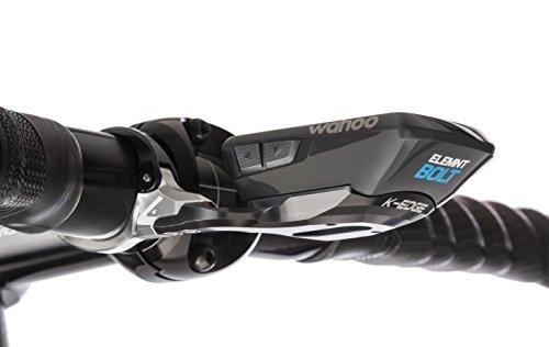 K-EDGE Unisex– Erwachsene K13-1600AR Wahoo Bolt Aero Race Mount Halterungen, Black Anodize, One Size