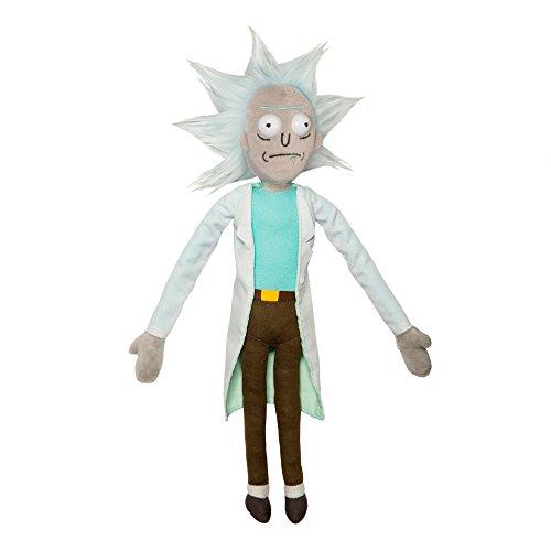"""Rick and Morty 12\"""" Plush Doll Rick"""