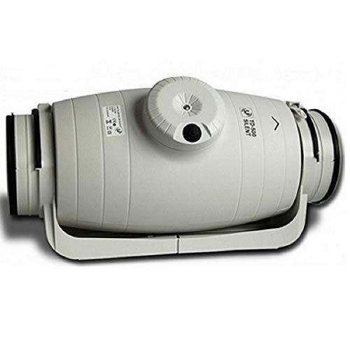 S&P Soler Palau TD-250/100 SILENT Schallgedämpfter Rohrventilator Rohrlüfter Rohrgebläse Kanallüfter Kanalventilator Kanalgebläse Kanal Rohr Ventilator Lüfter Gebläse Abluftventilator