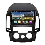 Android 8.1 9 pulgadas pantalla táctil estéreo multimedia, reproductor multimedia para Hyundai I30...