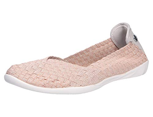Bernie Mev. Damen Slipper, rosa/pink(rosa/pink), Gr. 41