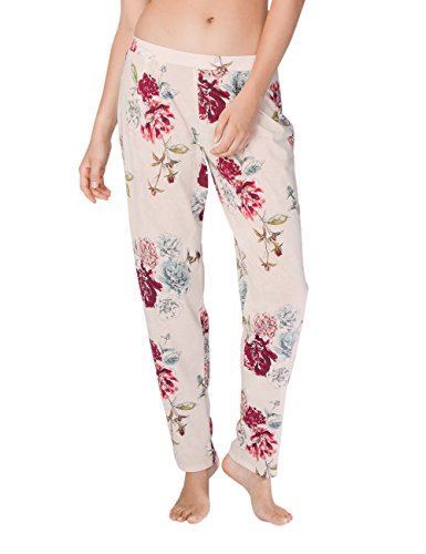 CALIDA Damen Favourites Trend Schlafanzughose, Rosa (Powder 835), 44 (Herstellergröße: M)