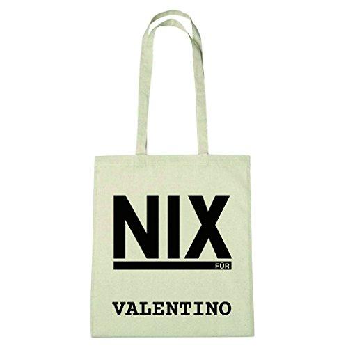 JOllify NIX VOOR VALENTINO katoenen tas geschenk BNIX6002
