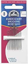 DMC 1765-3/9 Embroidery Hand Needles, 16 / package