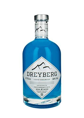 Bacardi Dreyberg Liquid Edelweiss 0,7 Liter