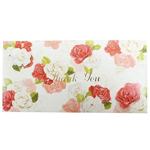 熨斗袋[FLOWER]ギフト 金封/THANK YOU クローズピン メッセージカード付き ご祝儀袋 グッズ 通販