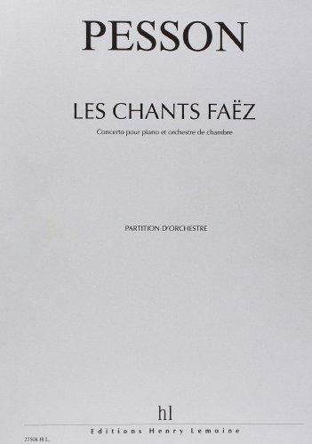 Les Chants de Faëz