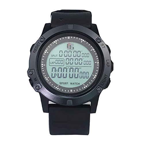 Fußball-Stoppuhr, Countdown, Metronom, tragbar, multifunktional, 3 W, für Sport, Spiel, Schiedsrichter, Timer, Digitalanzeige, Nachtlicht, gh Genauigkeit