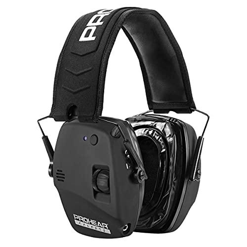 Shooting Headphones with Bluetooth