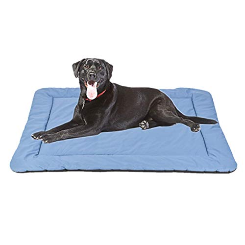 "Cheerhunting Outdoor Dog Bed Pet Bed 40"" X 32"", Waterproof, Washable, Large Size, Durable,Water Resistant,Portable and Camping Travel Pet Mat"