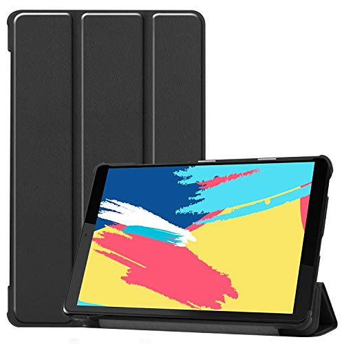 """VOVIPO Funda Folio Lenovo Tab M8 8"""" HD/Tab M8 FHD 8.0 Inch/Smart Tab M8,Carcasa Tipo Libro Fina con Soporte para Lenovo Tab M8 HD TB-8505F TB-8505X/Smart Tab M8 TB-8505FS/Tab M8 FHD TB-8705F"""