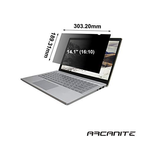 ARCANITE - Filtro de privacidad para ordenadores portátiles