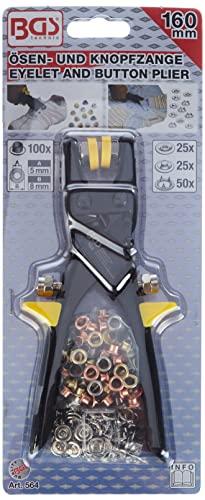 BGS 564 | Alicate perforador para ojales y botones