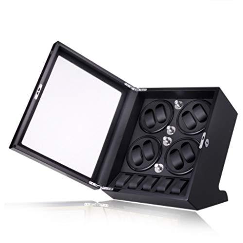 JIAJBG Dispositivo automático de lectura de medidor automático de reloj, caja de visualización, caja de recogida, caja de reloj mecánico/8+5d