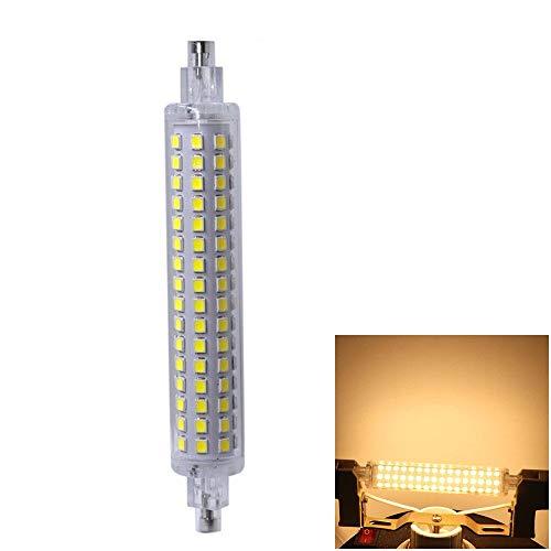 Lichte Bulbs YWXLight R7s SMD 2835 118mm 128 LED keramische lamp LED-lampen Corn Light Bulb (Color : Warm White)