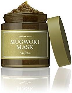 [I'm From] マグワートマスク:モグサから作られたマスク
