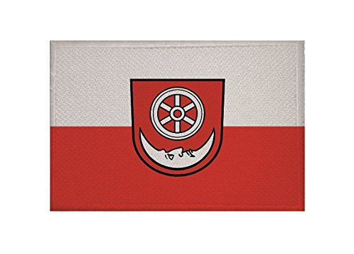 U24 Aufnäher Bönnigheim Fahne Flagge Aufbügler Patch 9 x 6 cm
