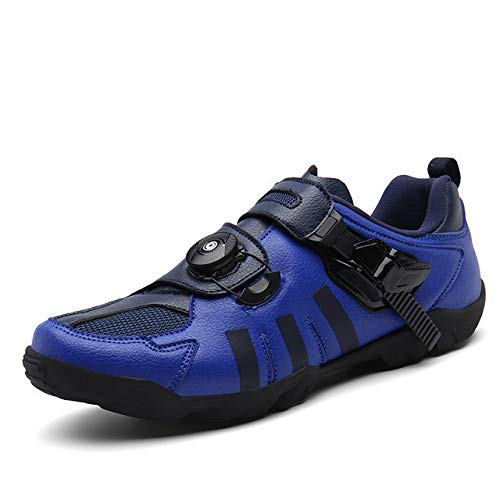 HONG YU Zapatos de Bicicleta Ciclismo de Carretera Hombres Zapatos Zapatos de Bicicleta de montaña MTB Ciclo de la Zapatilla de Deporte de montaña Triathlon Racing Zapatos