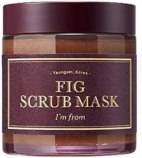 [I'm from] Fig Scrub Mask