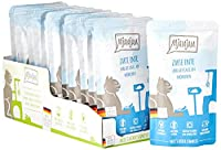 Complete wet cat food - extra high proportion of meat - essential vitamins and minerals - grain free For our meals, we mainly use ingredients that come from regional farms No derivatives, preservatives or fillers - all natural healthy goodness Free f...