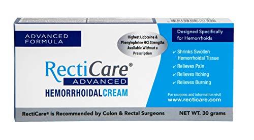 RectiCare Advanced Hemorrhoidal Cre…